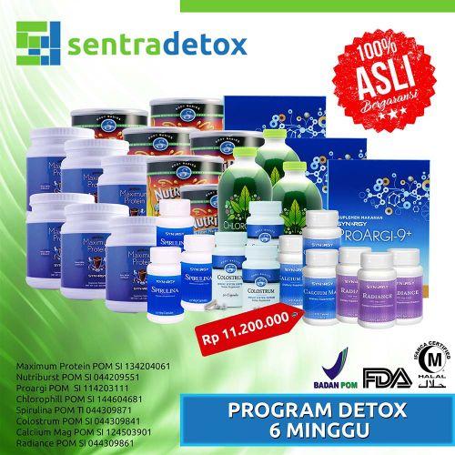 Premium Detox 6 Minggu