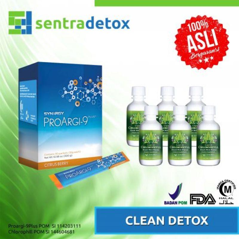 Clean Detox 6 Hari