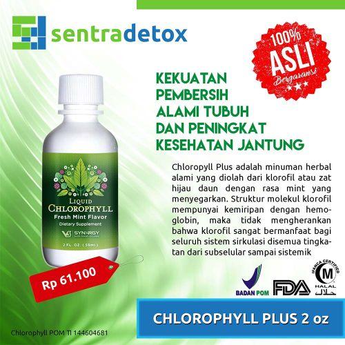 Chlorophyll Plus 2 OZ